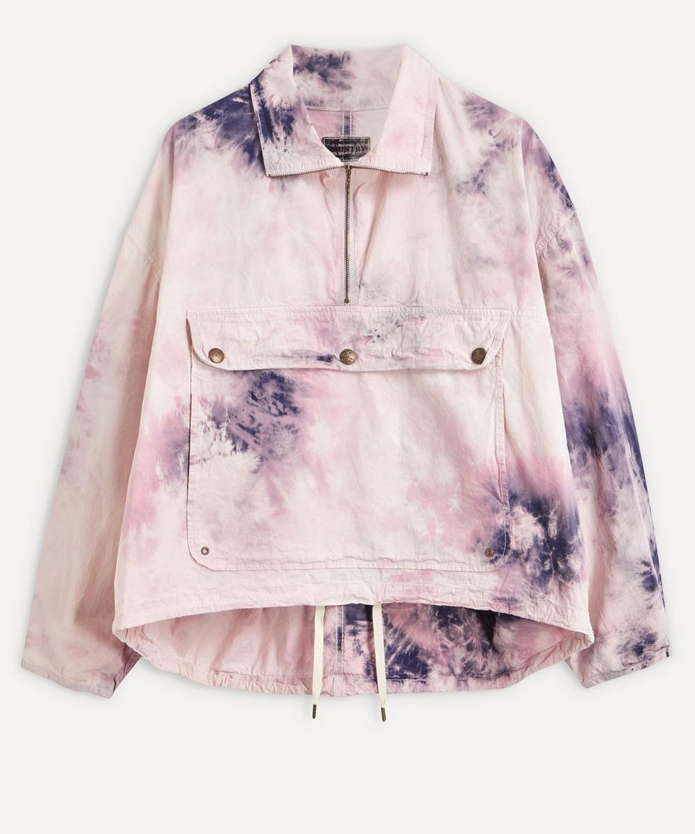 Kapital - Washed Faded Cotton Jacket