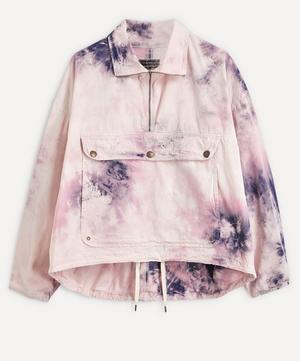 Washed Faded Cotton Jacket