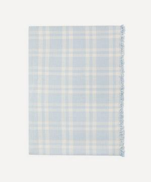 Marianne Plaid Cotton Tablecloth