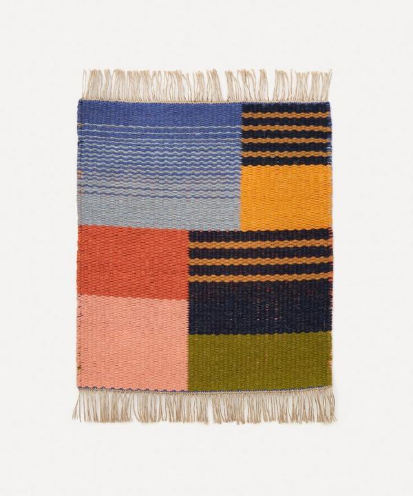 Epoch Textiles - Mini Hand-Loomed Desk Rug