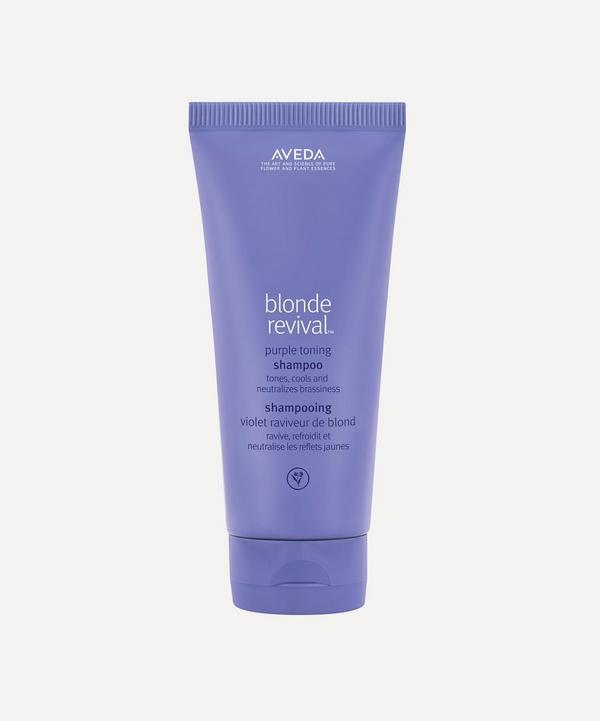 Aveda - Blonde Revival Purple Toning Shampoo 200ml