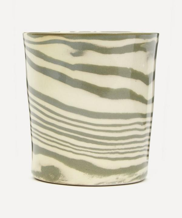 Henry Holland Studio - Green and White Beaker