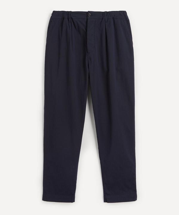 Albam - Casual Seersucker Trousers