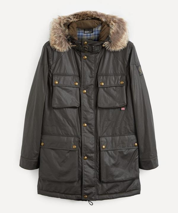 Belstaff - Pathmaster Waxed Parka Jacket