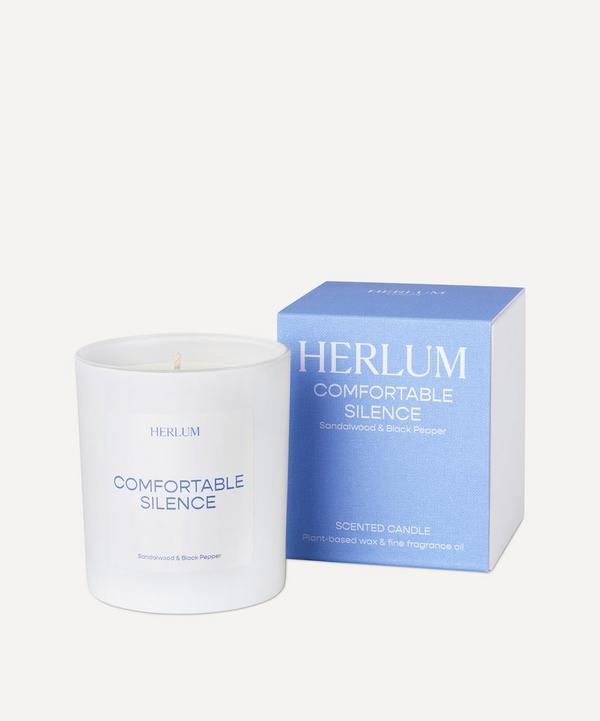 Herlum - Comfortable Silence Candle 220g
