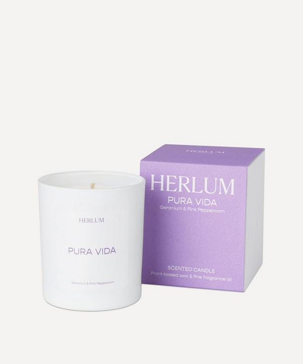 Herlum - Pura Vida Candle 220g