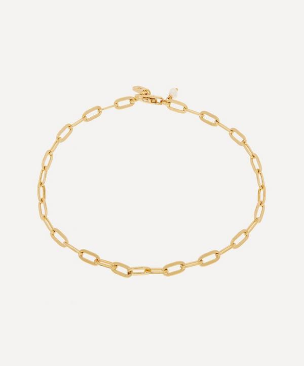 Maria Black - Gold-Plated Gemma Chain Bracelet