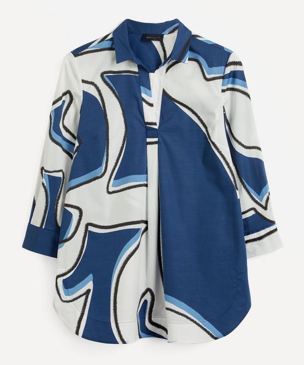 Piazza Sempione - Printed Tunic Shirt