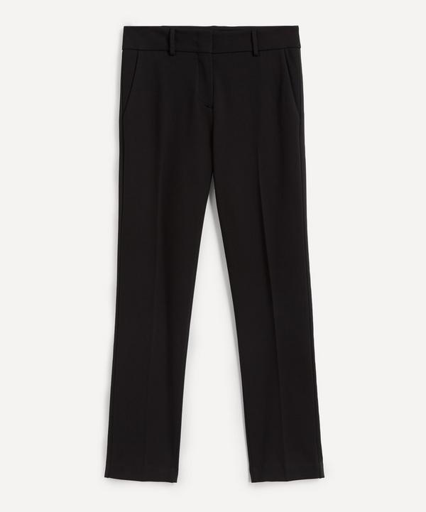 Piazza Sempione - Kim Jersey Tuxedo Trousers