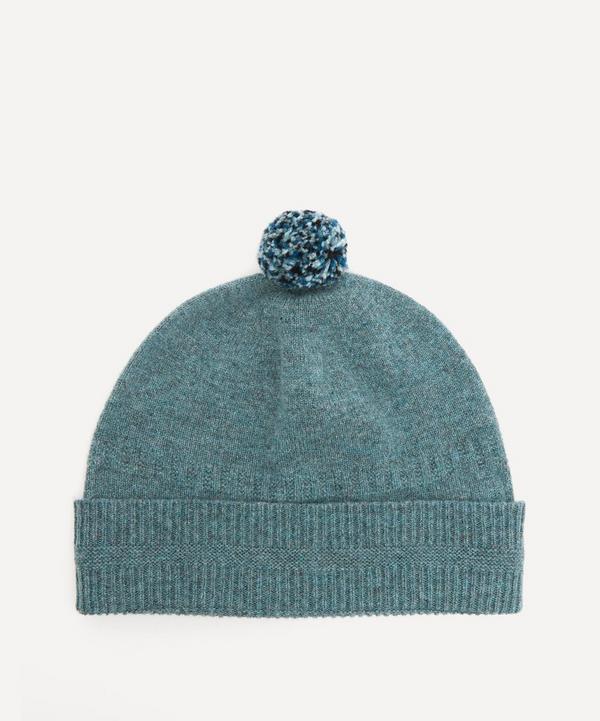 Quinton Chadwick - Pom Pom Wool Beanie Hat