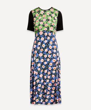 Scout Floral Jersey Midi-Dress