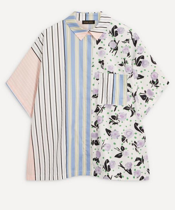 Stine Goya - Luna Mix Print Shirt