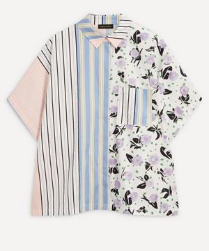 Luna Mix Print Shirt