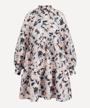 Jasmine Pezonia Print Dress