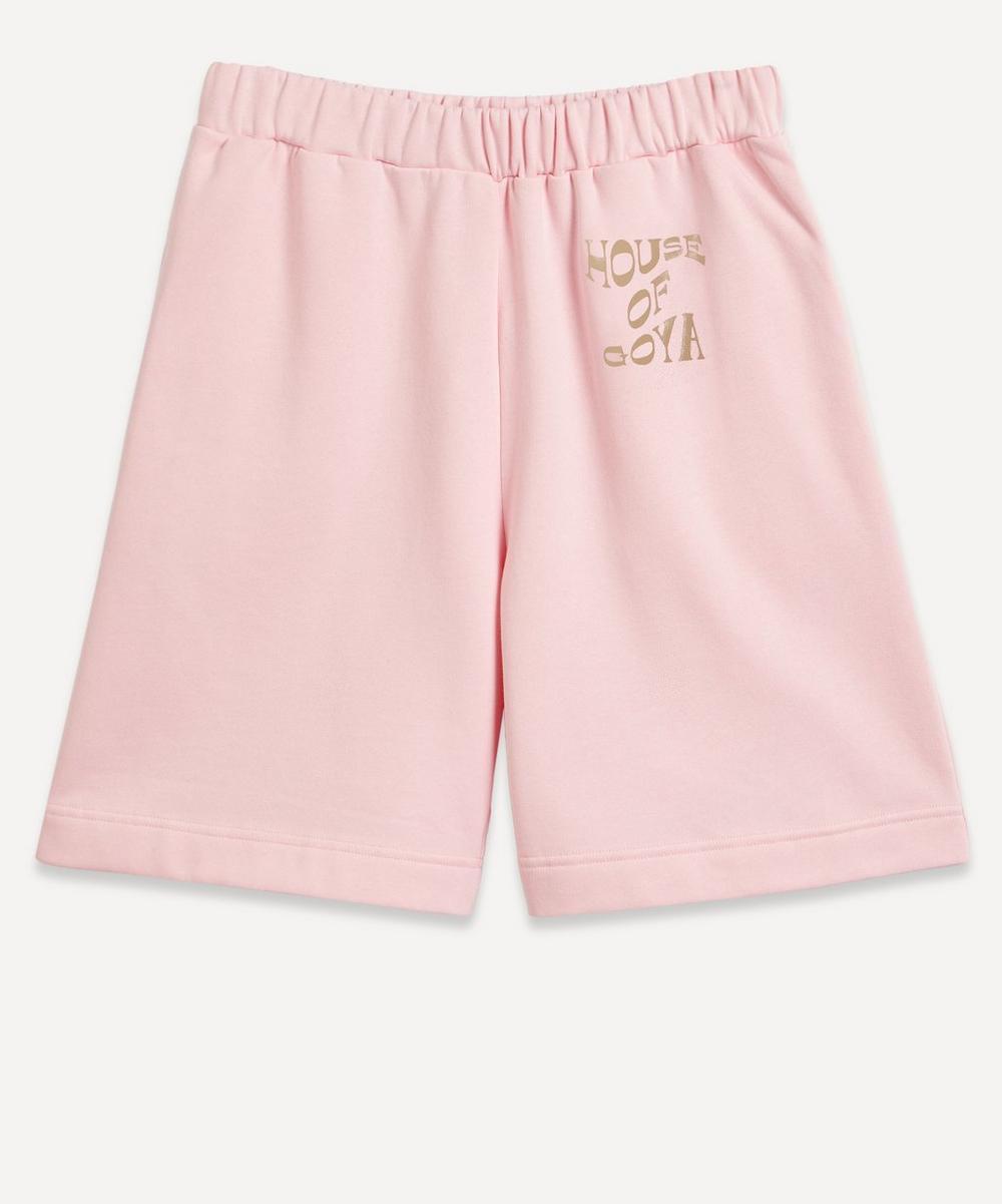 Stine Goya - Signe Logo Sweat Shorts