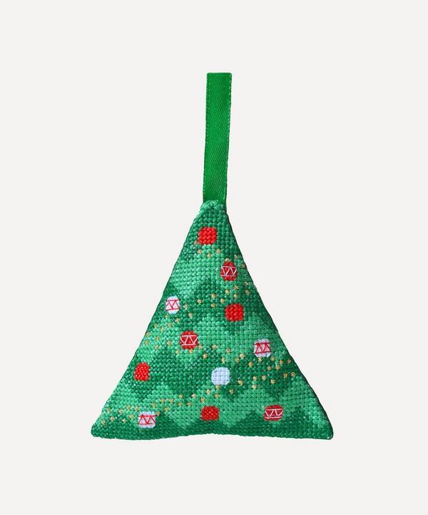 Bobo Stitch - Christmas Tree Bauble Cross Stitch Kit