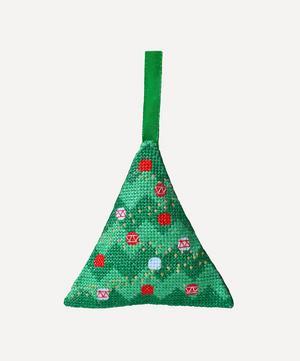 Christmas Tree Bauble Cross Stitch Kit