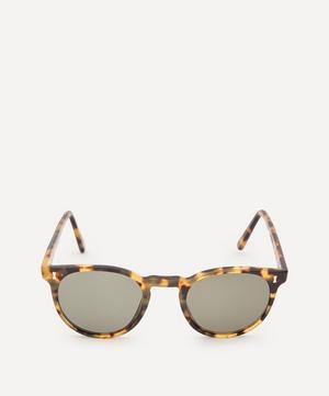Herbrand Round Sunglasses