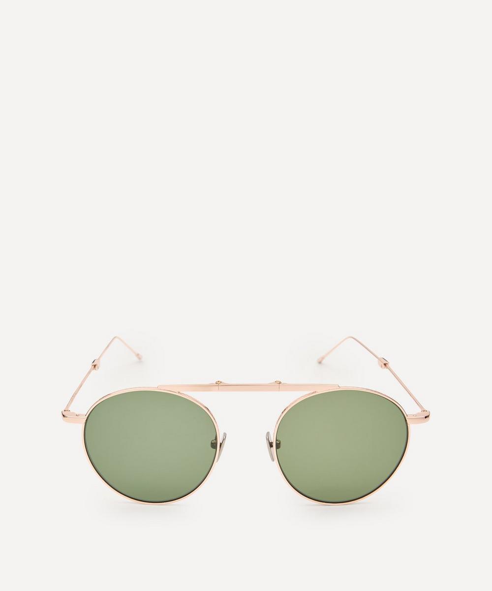 Cubitts - Calshot Foldable Metal Sunglasses