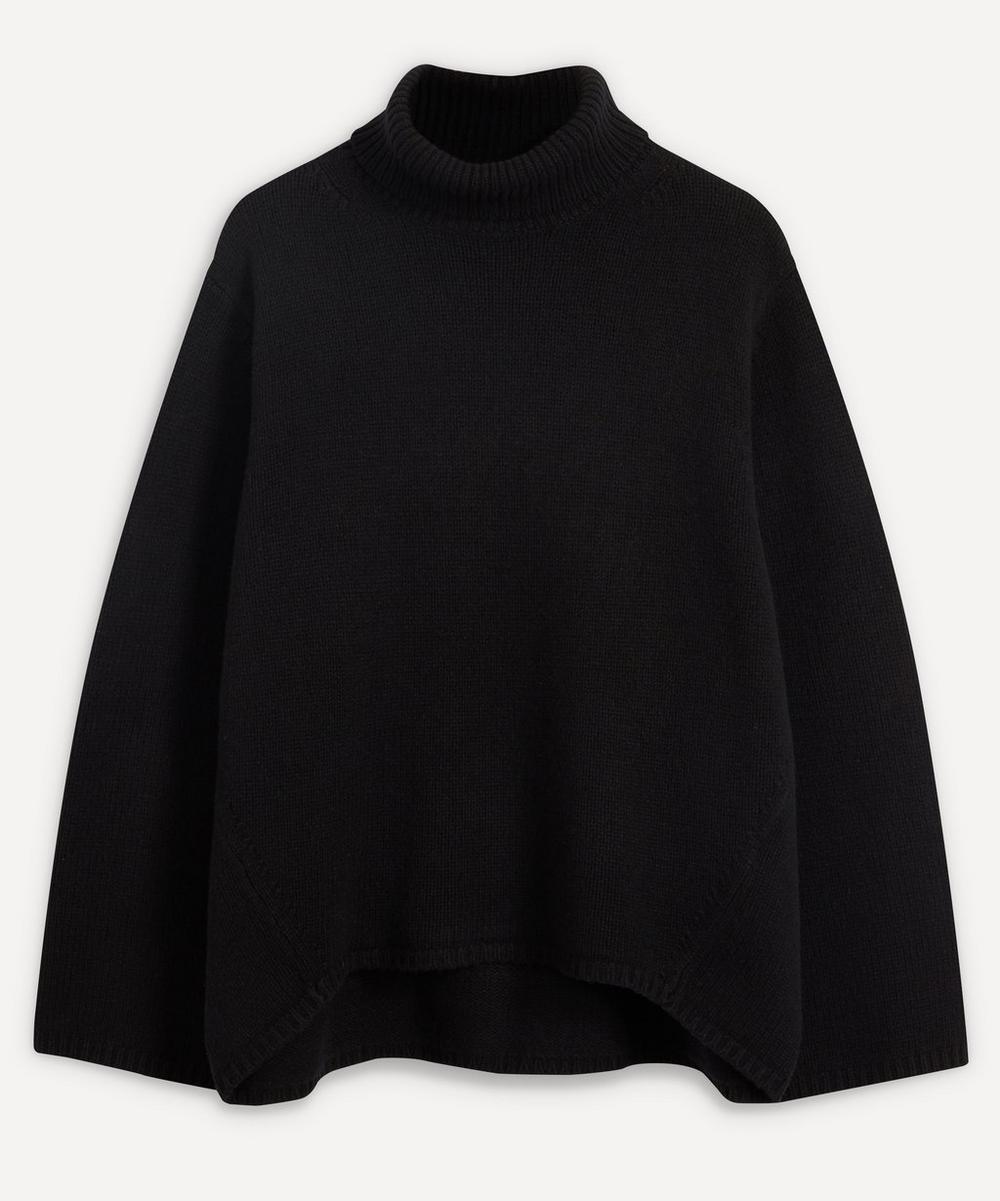 Totême - Wool Cashmere Turtleneck Jumper