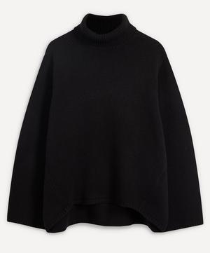 Wool Cashmere Turtleneck Jumper
