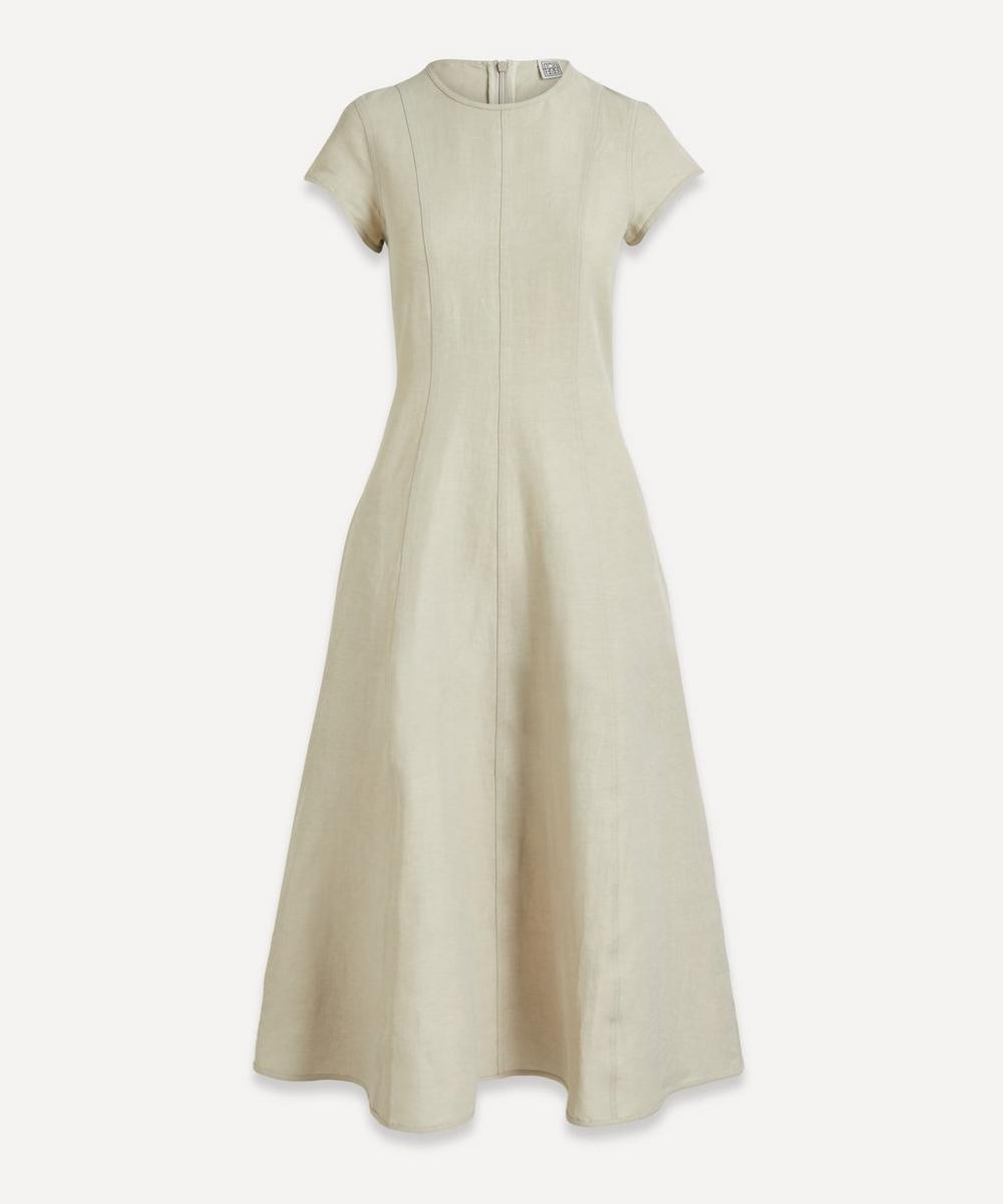 Totême - Stretch Linen Dress