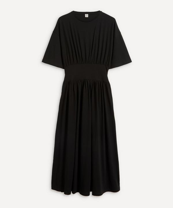 Totême - Cotton T-Shirt Dress