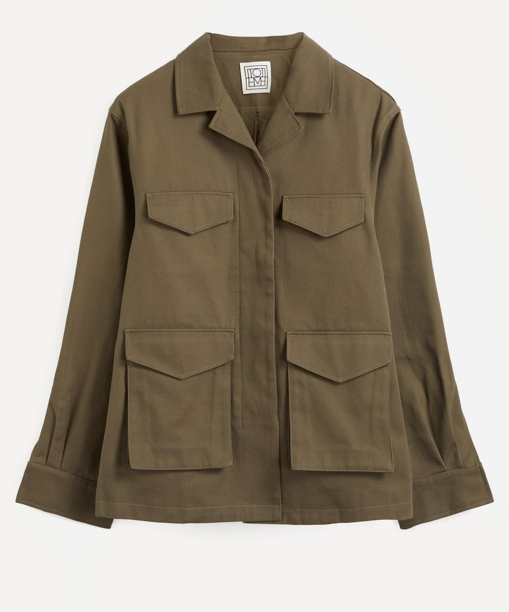 Totême - Army Wool-Mix Jacket