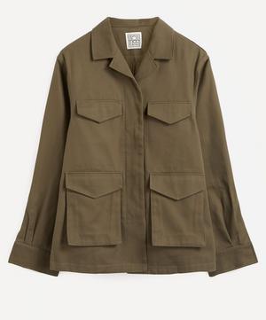 Army Wool-Mix Jacket