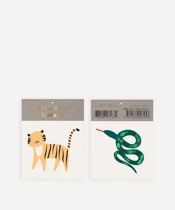 Meri Meri - Go Wild Small Tattoos