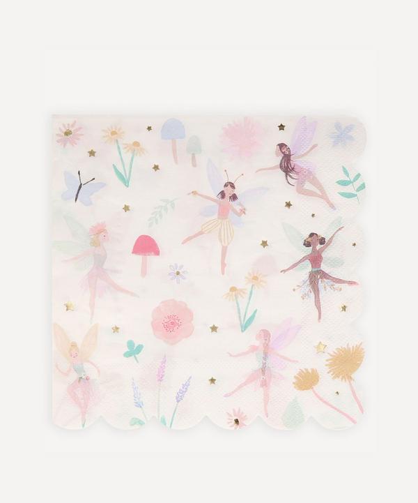 Meri Meri - Fairy Large Napkins Set of 16