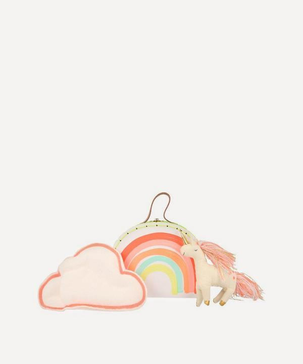Meri Meri - Unicorn Mini Suitcase Doll
