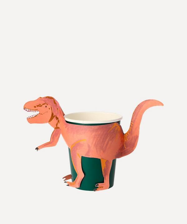 Meri Meri - T-Rex Party Cups Set of 8