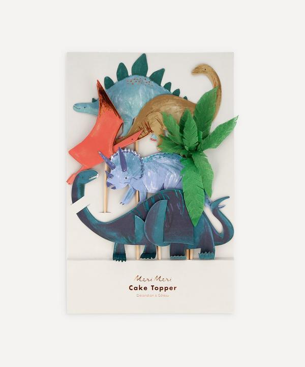 Meri Meri - Dino Kingdom Cake Toppers