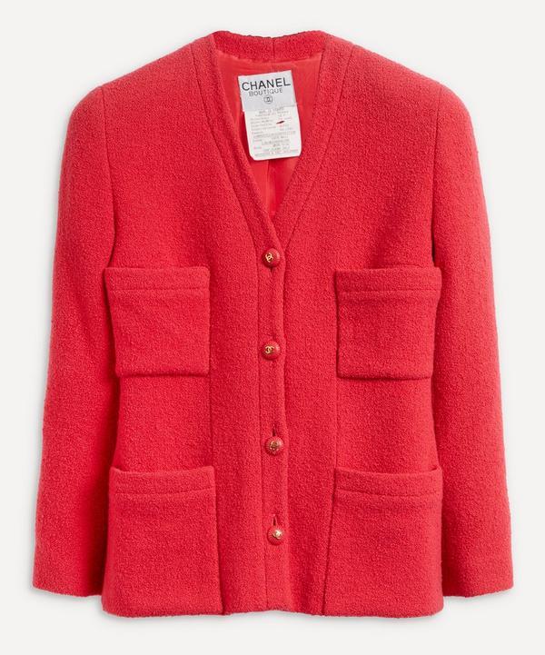 Designer Vintage - Chanel Boutique '90s Wool Jacket