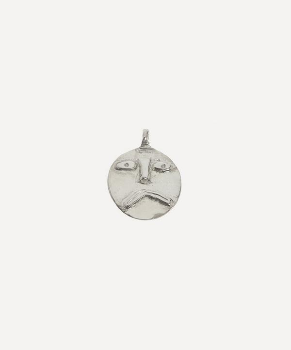Alec Doherty - Sterling Silver Good Day Bad Day Pendant