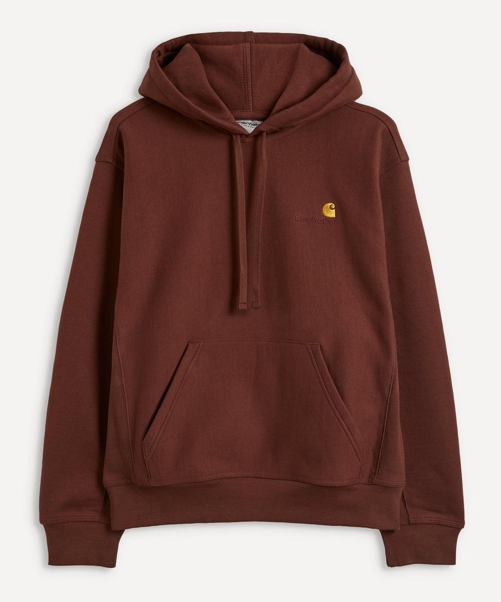 Carhartt WIP - American Script Hooded Sweatshirt
