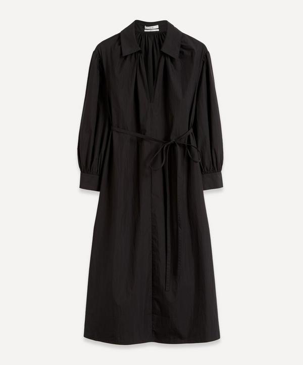CO - Long Sleeve Shirt Dress