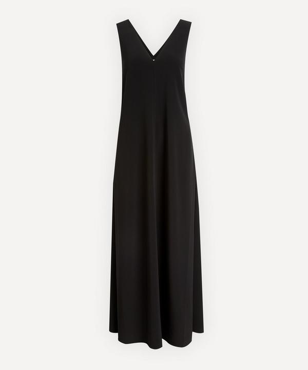 CO - Sleeveless V-Neck Dress