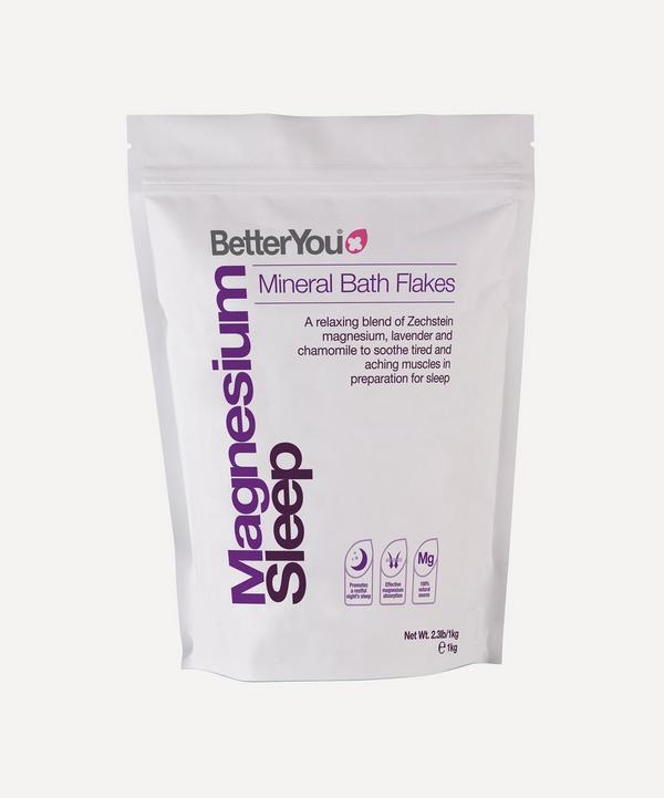 Better you - Magnesium Sleep Bath Flakes 1kg