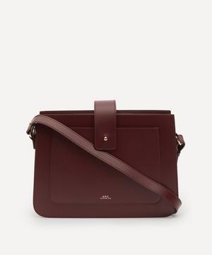 Albane Leather Shoulder Bag