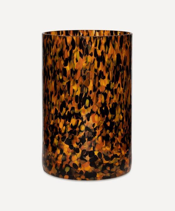 Stories of Italy - Macchia su Macchia Murano Glass Tall Vase