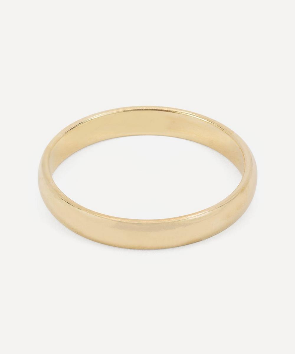 Kojis - 14ct Gold 3mm Wedding Band Ring