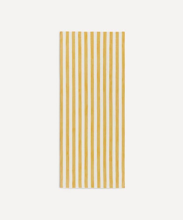 Summerill & Bishop - Stripe Linen Tablecloth