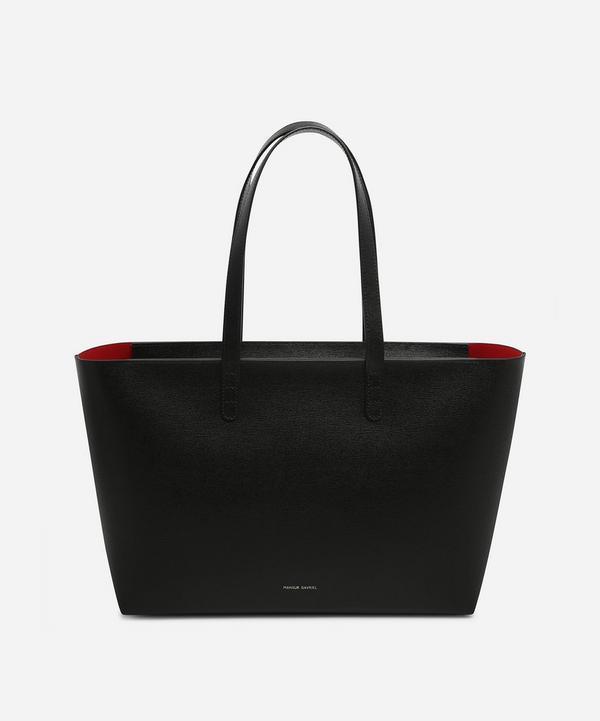 Mansur Gavriel - Small Zip Leather Tote Bag