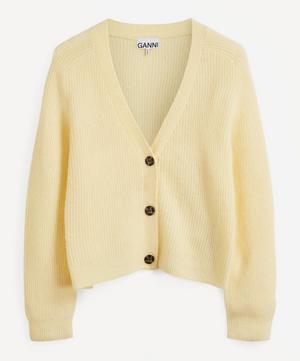 Soft Merino Wool-Mix Knit Cardigan