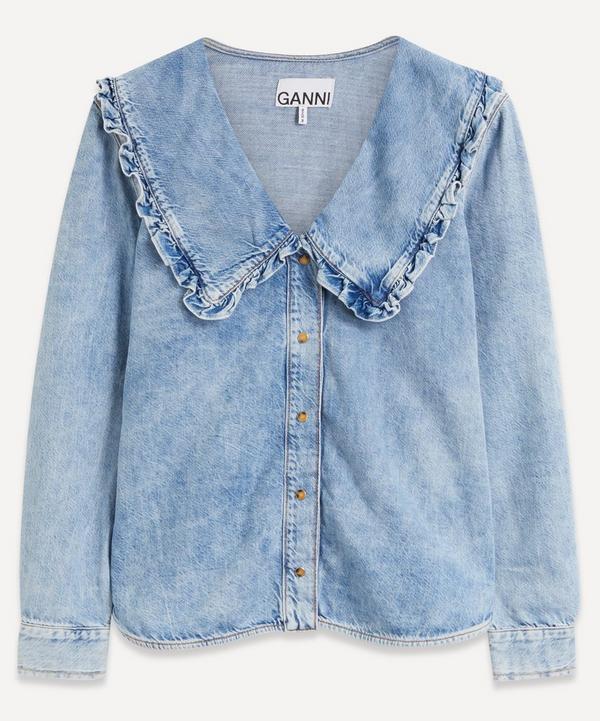 Ganni - Lightweight Denim Shirt