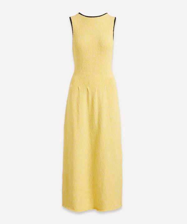Ganni - Knit Tank Dress