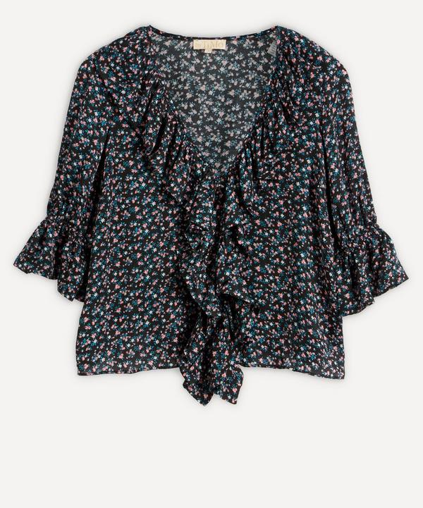 byTiMo - Floral Satin Top
