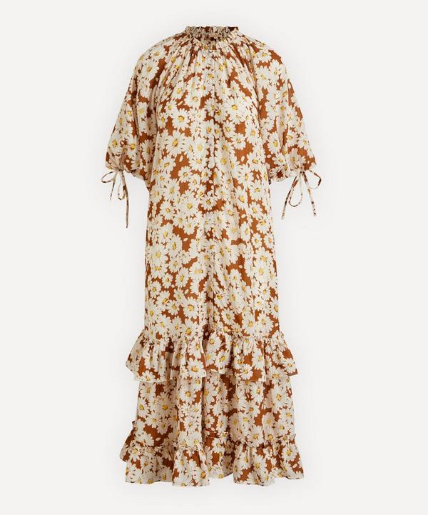 byTiMo - Viscose Dobby Shirt Dress